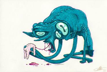 Goblin Week 2014 by Solleck