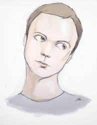 Sheldon by askewcabaret