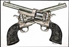 The guns by knezak