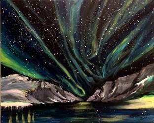 Northern Lights #4 by knezak