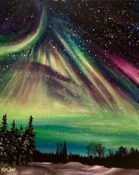 Northern Lights #5 by knezak