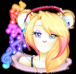 The writer by LadyYumiko