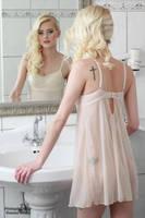 Vanessa in the bathroom by PhotographyThomasKru
