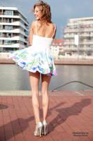 Anna in a summer dress 2 by PhotographyThomasKru