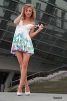 Anna in a summer dress 13 by PhotographyThomasKru
