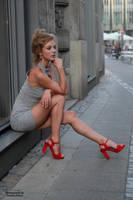 Anna in Bremen, Germany 26 by PhotographyThomasKru