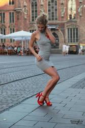 Anna in Bremen, Germany 43 by PhotographyThomasKru