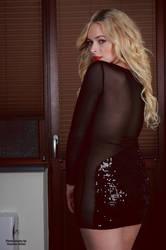 Nina in the little black dress 7 by PhotographyThomasKru