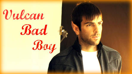 Vulcan Bad Boy by Werelover969