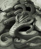 Hydra by Earl-Graey
