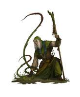 Thorn Priestess by Earl-Graey