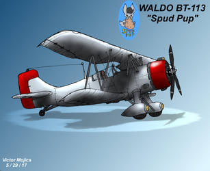 WALDO BT-113 - Spud Pup by The-Victor-Catbox