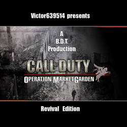 Call of Duty - Operation: Market Garden by The-Victor-Catbox