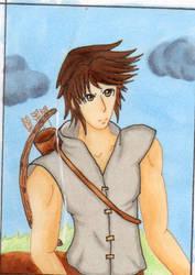 KaKAO Bogenschuetze by marie-louise11