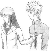 Comewith me Naruto-kun... by AnneClaude