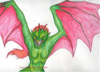 Soul Snatcher of Hades by enochian69