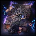 Magic book by armandeo64
