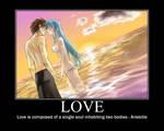 Love Motivational by AxelHenson