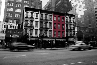 Random New-York by lecgreg