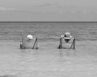 Bain de pieds by lecgreg