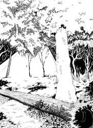 the Path by unshakentomato