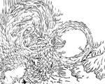 Anya's Dragon by unshakentomato