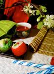 Kashi Sushi 2 by unshakentomato