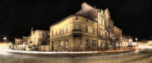 Lights at night by MGawronski