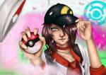 Pokemon GO! by ImagineKami