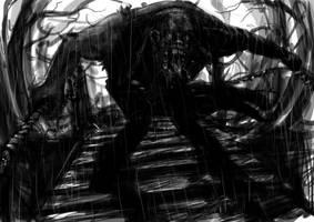 troll of the bridge by devilman27