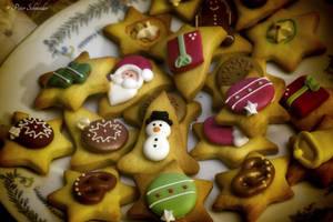 To the cookies, get set, go: the baking time is up by Phototubby