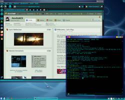 Gentoo Rescreenie 100526 by KewlioMZX