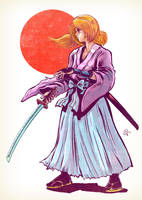 Kenshin by MIRRORMASTER