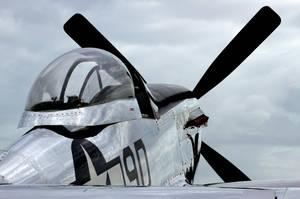 North American P-51D, Brat III by OpticaLLightspeed