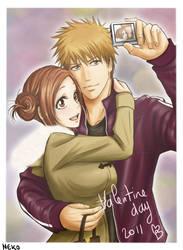Valentine day 2011 by NEKO-2006
