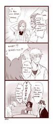 Ichigo's injuries, actually... by NEKO-2006