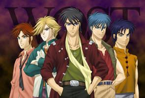 the samurai of eternity by NEKO-2006