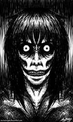 JustADoodle: Jeff The Killer by DerseDragon