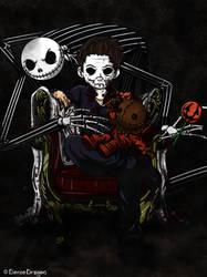 The Kings of Halloween by DerseDragon