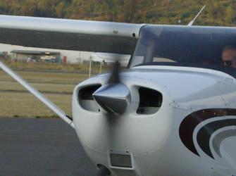 Cessna 172SP Skyhawk by Jandreau