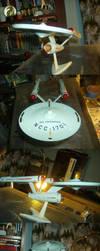ISS Enterprise by Jandreau