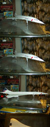 BAC Concorde British Airways by Jandreau