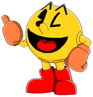 Classic Pac-Man by MollyKetty
