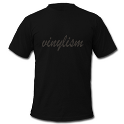 Vinylism T-Shirt by DiscoGroove