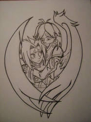 Chrono and chaos -in progress by Sea-Salt