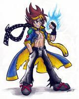 Akira Tadokoro -Kingdom Hearts by Sea-Salt
