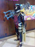 Armored Terra - Kingdom Hearts: Birth by Sleep by Sea-Salt