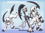 Absol - Pokemon to Digimon meme by Sea-Salt