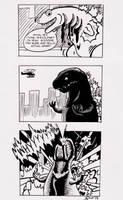 Shin Godzilla's Motivation by Sea-Salt