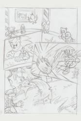 Sonic Legacy pencils - 1-16 by Sea-Salt